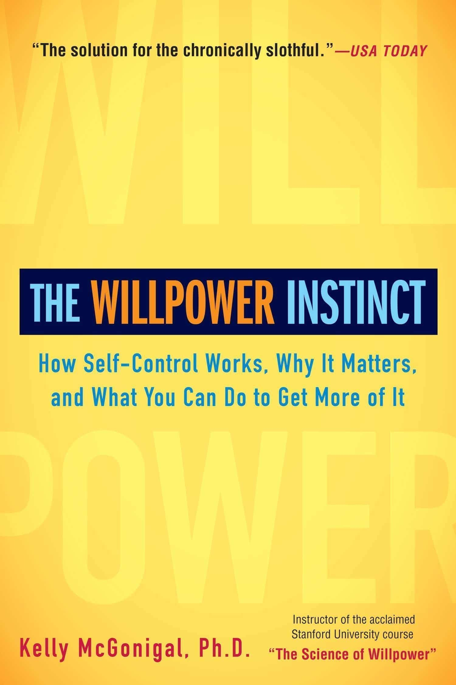 The_willpower_instinct